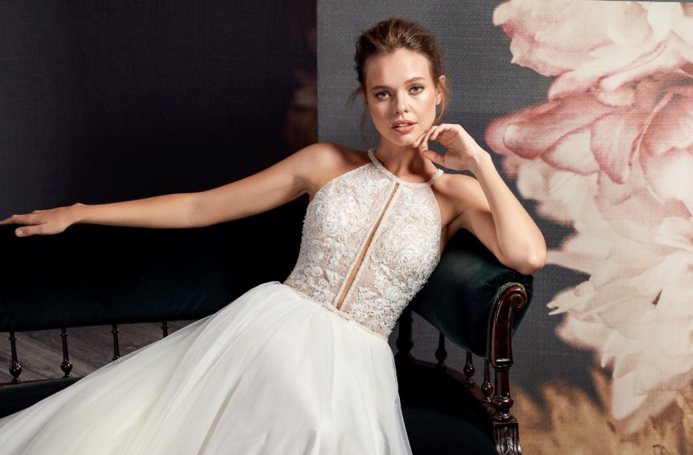 Luisa For Aysira Bridal SS'19