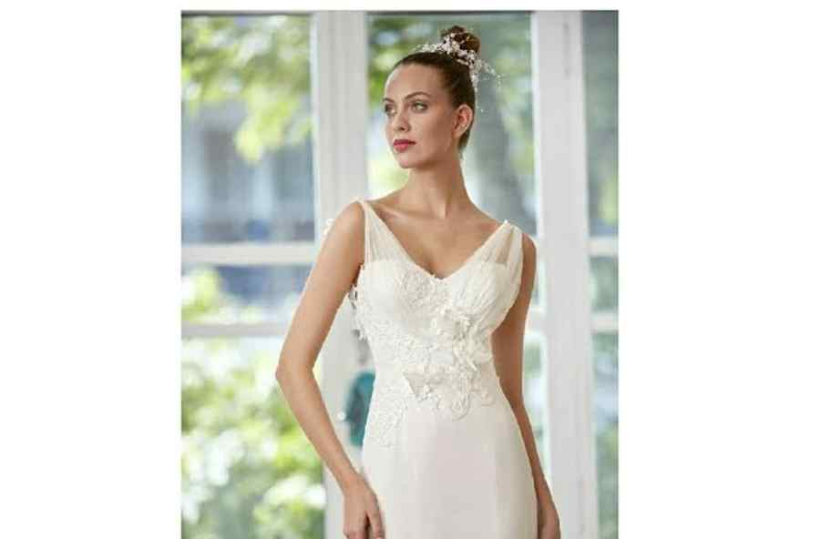 Ana Carla For Akay Bridal May ' 16